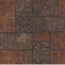Бастион 4 коричневый 40х40 Керамин