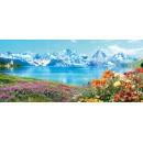 Alps P6D246 Панно из 6-ти плиток 90х40 Муза-Керамика