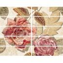Illyria flowers  Бордюр 7,5х25 Ceramica Classic