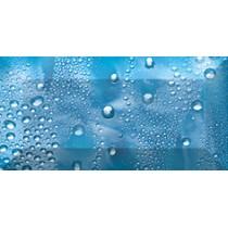 Water Бордюр рельефный br1020D224-1 20х10 Ceramica Classic
