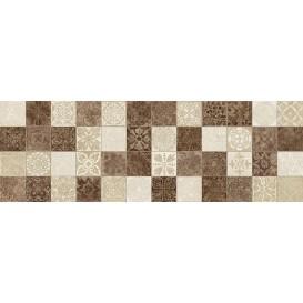 Libra  Плитка настенная мозаика коричневый 17-30-11-486 20х60 Ceramica Classic