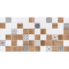 Астрид Декор 2 белый 1041-0179 / 1041-0239 20х40 LB-Ceramics