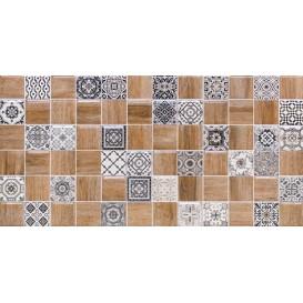 Астрид Декор 3 натуральный 1041-0182/1041-0242   20х40 LB-Ceramics