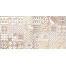 Bastion Декор бежевый 08-03-11-454 20х40 Ceramica Classic