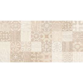 Platan Декор бежевый 08-03-11-429 20х40 Ceramica Classic