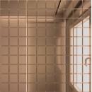Мозаика зеркальная Бронза Б25 ДСТ 25 х 25/300 x 300 мм (10шт) - 0,9 ДСТ