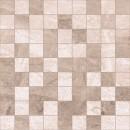 Pegas Мозаика 30х30 коричневый+бежевый Ceramica Classic
