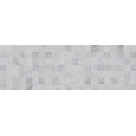 Mizar Плитка настенная тёмно-серый мозаика 17-31-06-1182 20х60 Ceramica Classic