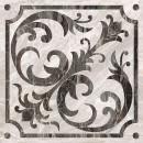 Bergamo Декор Класический Микс Теплая гамма K946619LPR 60x60 Vitra