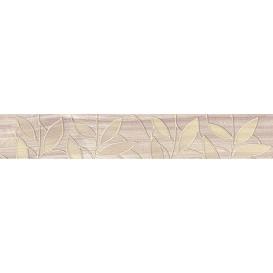 Bona Бордюр тёмно-бежевый 66-03-11-1344 6,2х40 Ceramica Classic