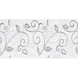 Frame Creta Декор белый 08-03-00-1371 20х40 Ceramica Classic