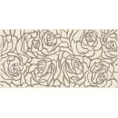 Serenity Rosas Декор кремовый 08-03-37-1349 20х40 Ceramica Classic
