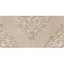 Versus Chic Декор коричневый 08-03-15-1335 20х40 Ceramica Classic