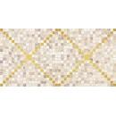 Arte Декор тёмно-бежевый 08-04-11-1369 20х40 Ceramica Classic