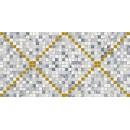 Arte Декор тёмно-серый 08-04-06-1369 20х40 Ceramica Classic