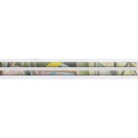 Frame Бордюр белый 66-05-00-1368 6х40 Ceramica Classic