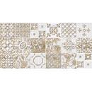 Bona If Декор серый 08-05-06-1344-5 20х40 Ceramica Classic