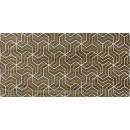 Genesis Fractal Декор коричневый 30х60 Ceramica Classic