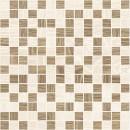 Genesis Мозаика т.бежевый+бежевый 30х30 Ceramica Classic